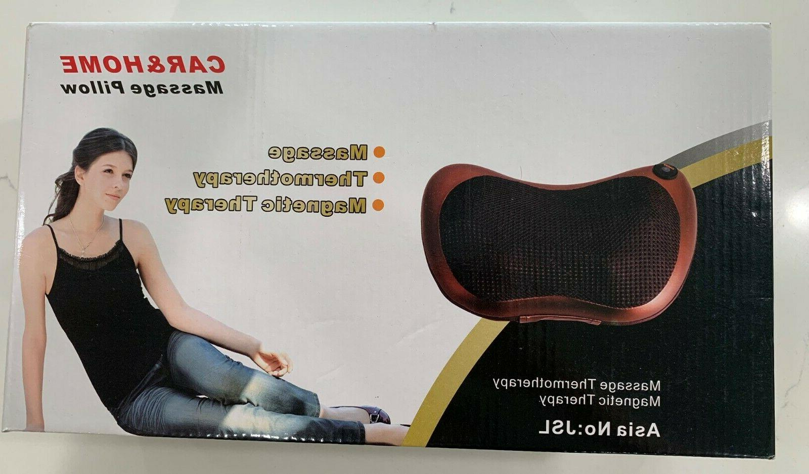 Back, and Massager with Heat DEEP body