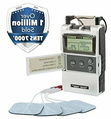 Digital TENS Accessories Muscle And Electric