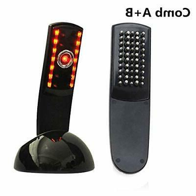 zinnor Electric Massage Comb Scalp Relaxation
