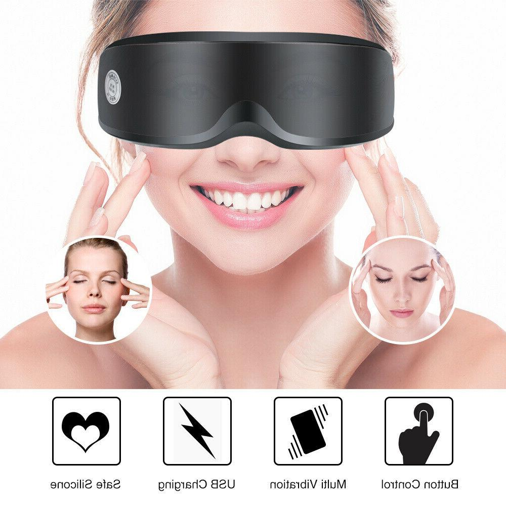Electric Massager Wearing Anti-Ageing Lifting