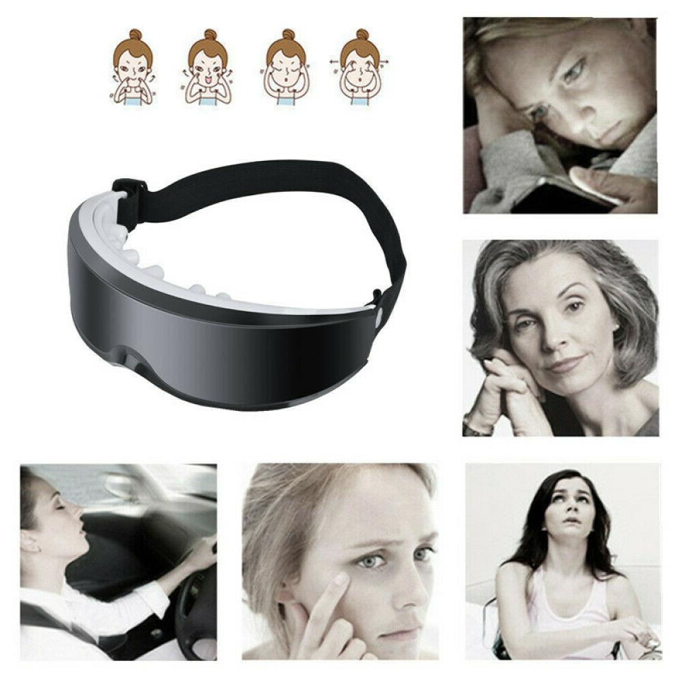 Electric Eye Massager Lifting Device